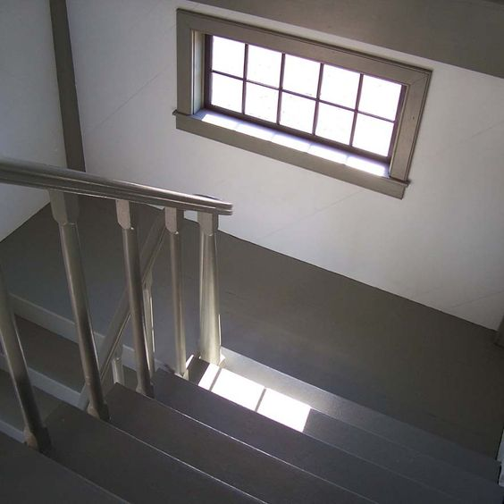 Stairs Top View